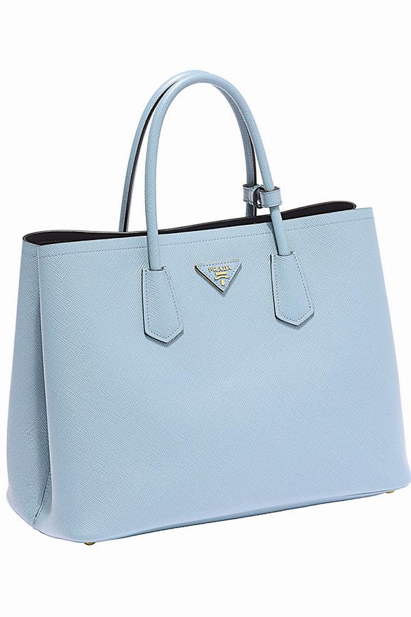 Prada新款Double Bag手袋全球同步上市