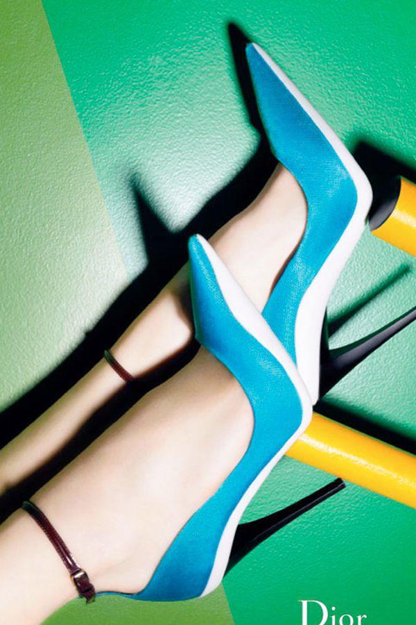 Dior cruise2014高跟鞋系列