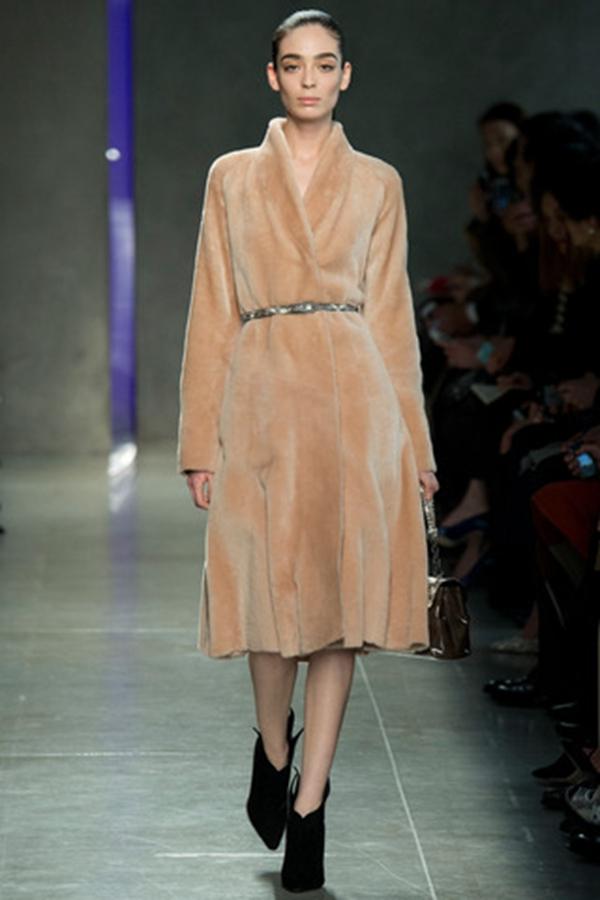 Bottega Veneta  2014秋冬米兰时装周女装秀场