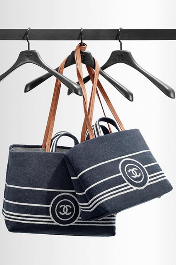 Chanel 2014 牛仔tote系列LOOKBOOK