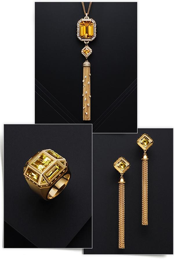 Louis Vuitton 2014珠宝系列LOOKBOOK