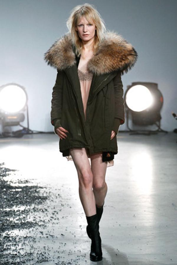 Zadig & Voltaire 2014秋冬巴黎时装周女装秀场