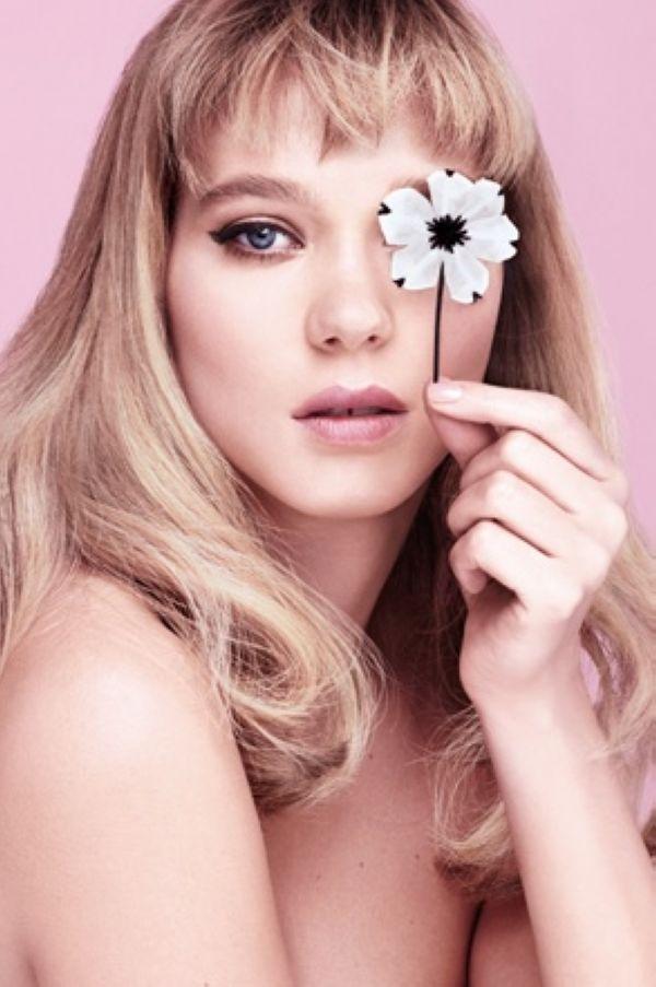 Léa Seydoux全裸拍摄Prada香水广告