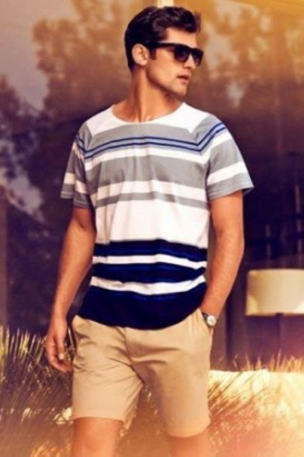 H&M 2014夏季男士Lookbook由Sean O'Pry演绎