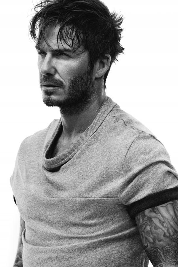 David Beckham 再次出镜 H&M 2014秋冬合作系列广告大片