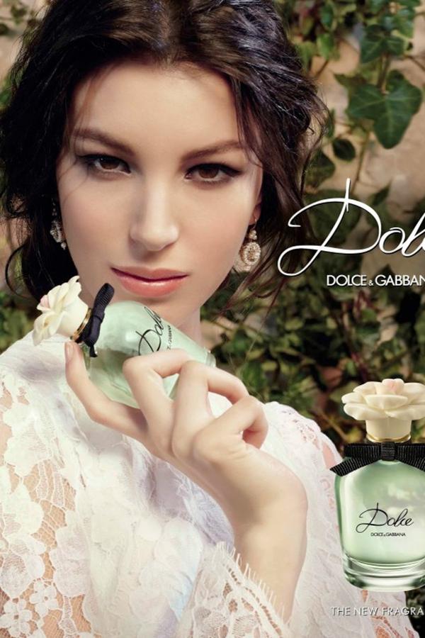 Dolce & Gabbana 2014秋冬香水系列广告大片