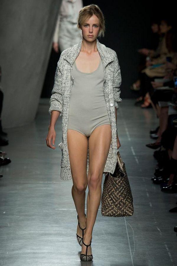 Bottega Veneta 2015春夏米兰时装周秀场