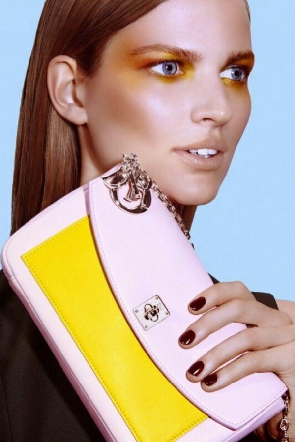 Dior 2014秋冬系列包袋广告
