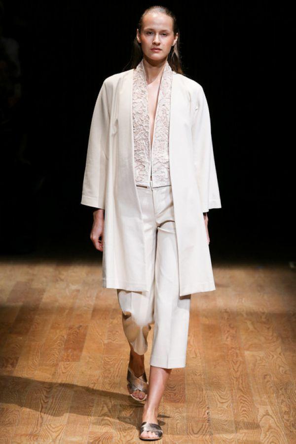 Josie Natori 2015春夏纽约时装周