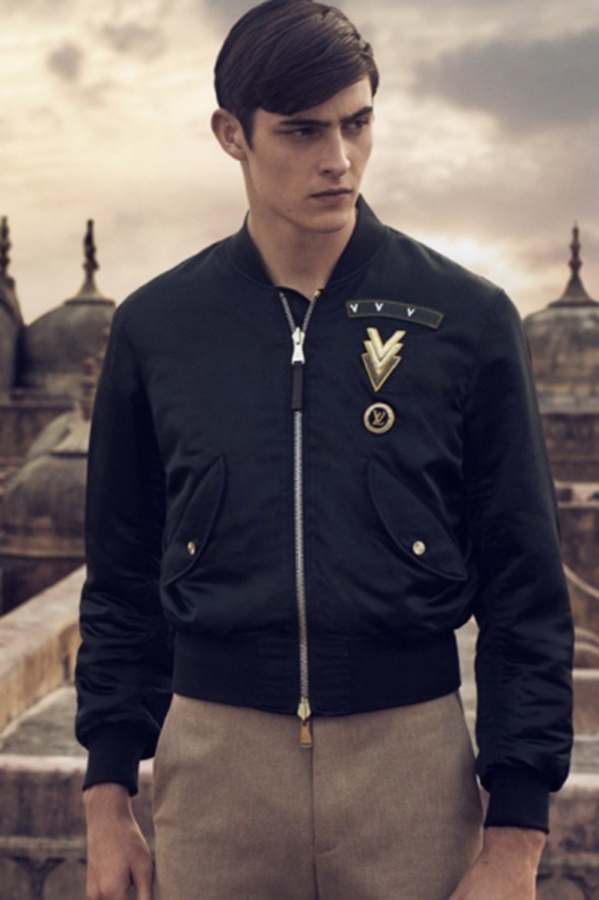 Louis Vuitton 2015 春夏造型搭配 Lookbook
