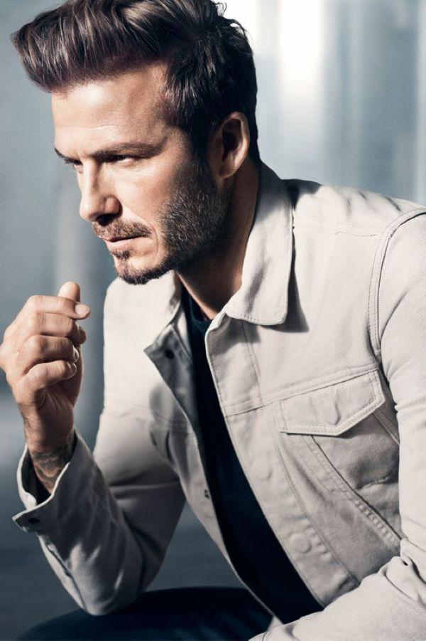 David Beckham演绎H&M 2015春夏新品