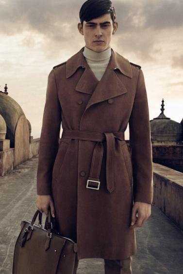 Louis Vuitton 2015 春夏造型搭配 Lookbook高清图片