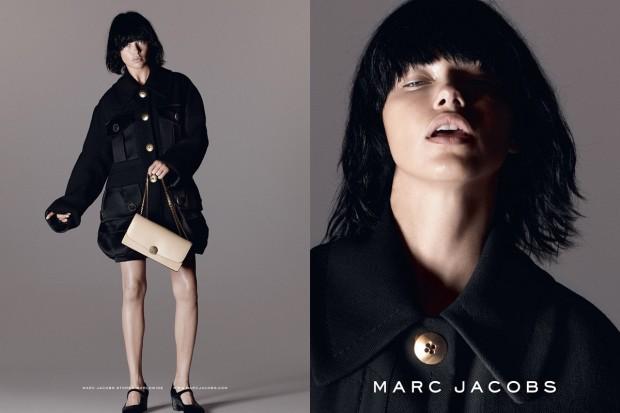 Marc Jacobs 2015春夏系列广告高清图片