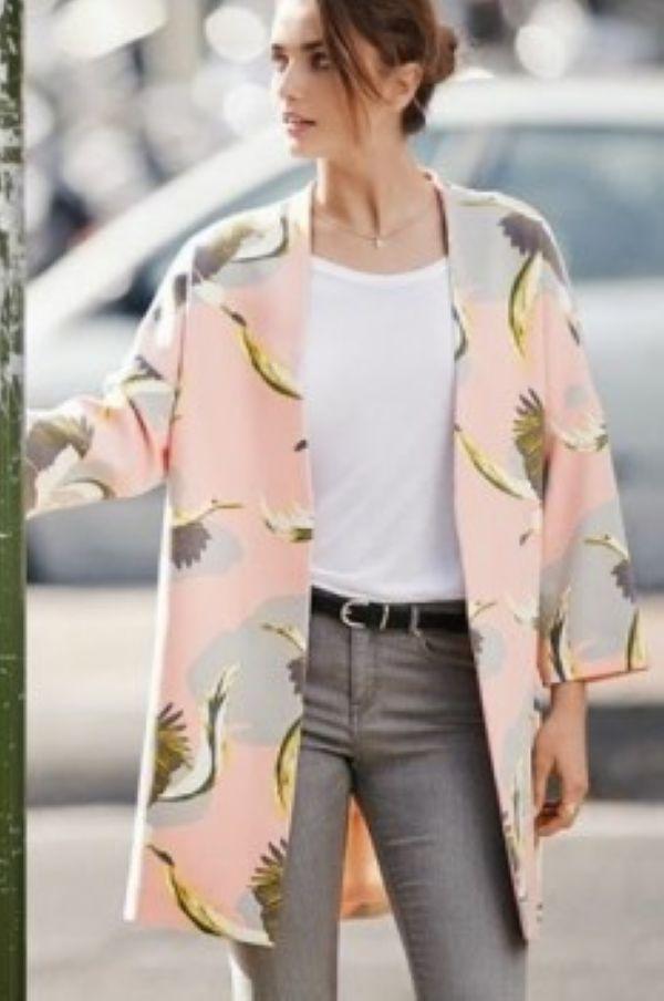 H&M 春季趋势型录发布