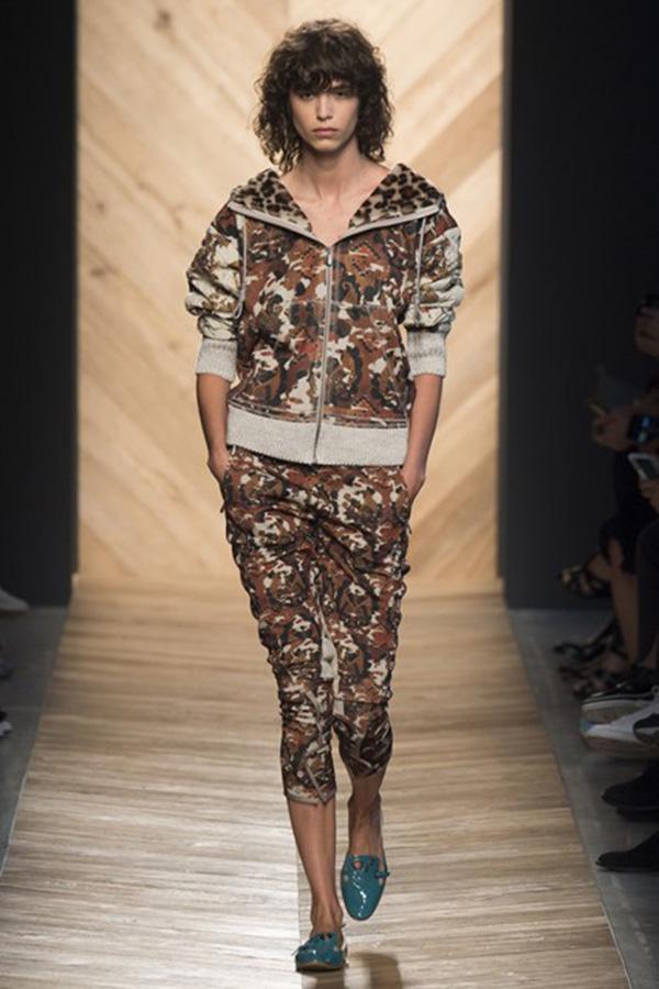 Bottega Veneta 2016春夏系列米兰时装周