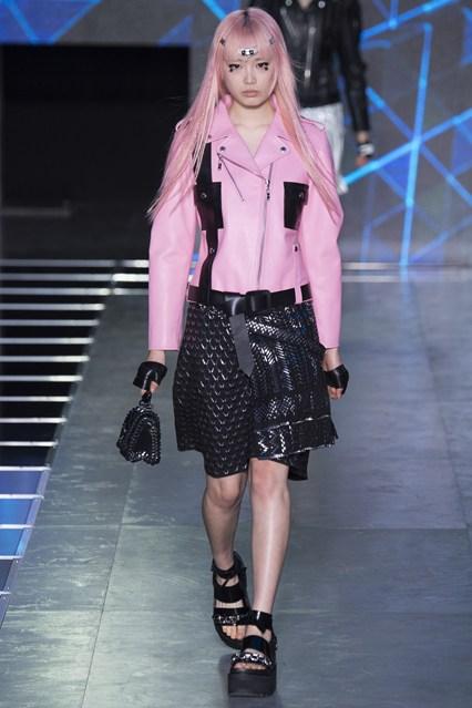 Louis Vuitton 2016春夏巴黎时装周成衣系列