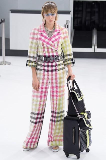 Chanel 2016春夏成衣系列looklook