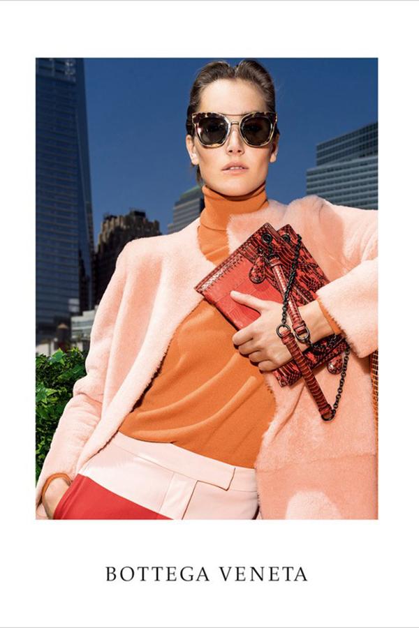 Bottega Veneta 2016早春系列广告大片释出