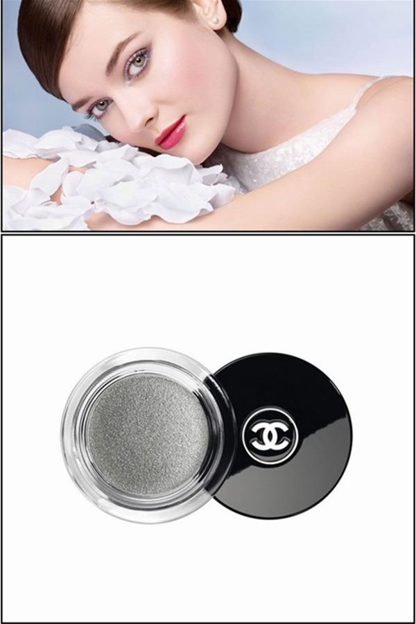 Chanel 2015春夏美妆系列广告