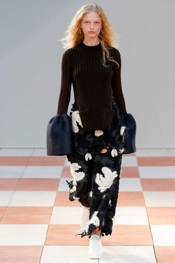 Céline 2015秋冬时装周系列秀场