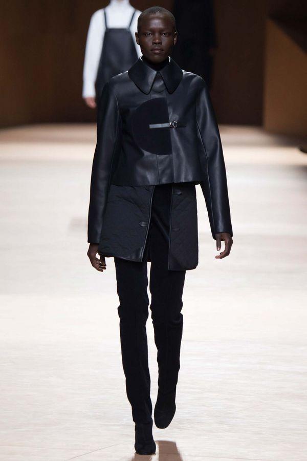 Hermès 2015秋冬时装周系列秀场