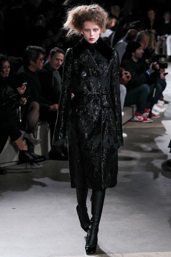 Alexander MuQueen 2015秋冬时装周系列秀场
