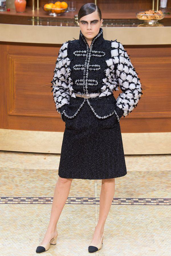 Chanel 2015秋冬时装周系列秀场