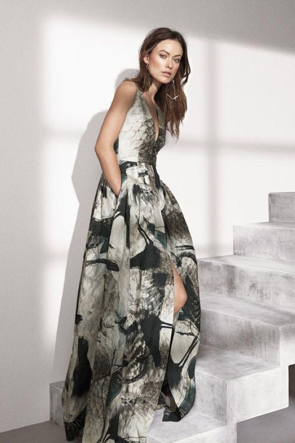 "Olivia Wilde出镜演绎H&M 2015春夏""Conscious Exclusive""系列"