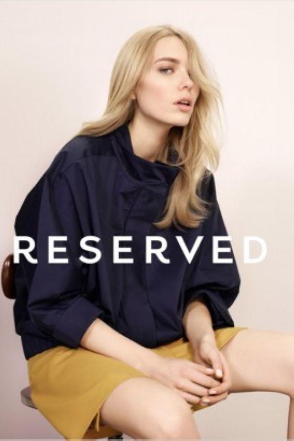 Reserved品牌Concept Limited系列2015春夏广告