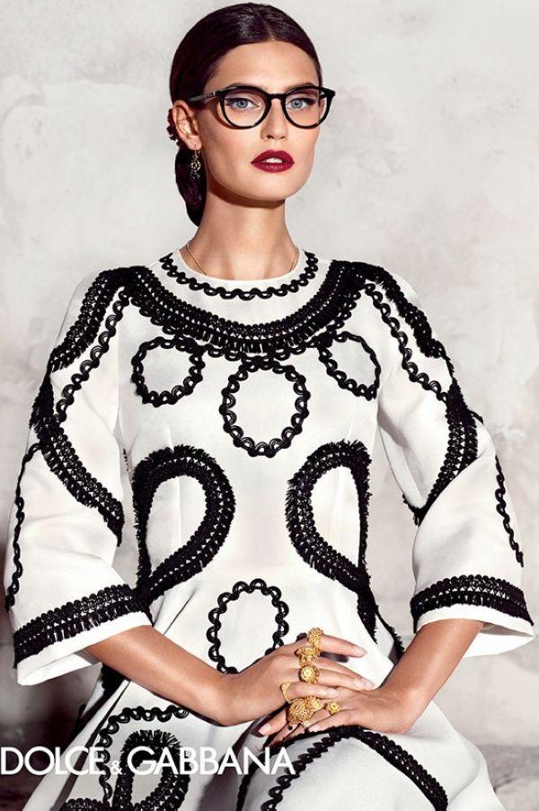 Dolce&Gabbana 2015春夏系列眼�R�V告