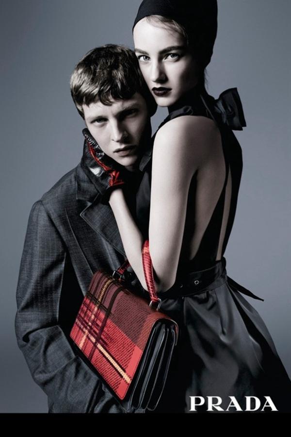 Prada 2015早秋系列广告