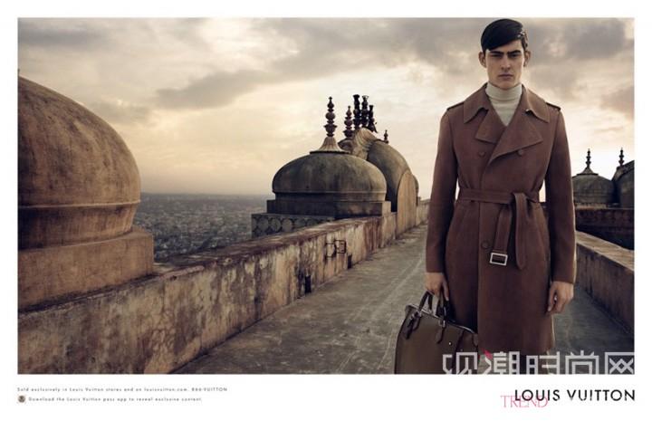 Louis Vuitton 2015春夏男装广告高清图片