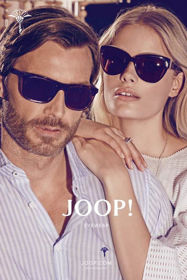JOOP! 2015春夏系列广告