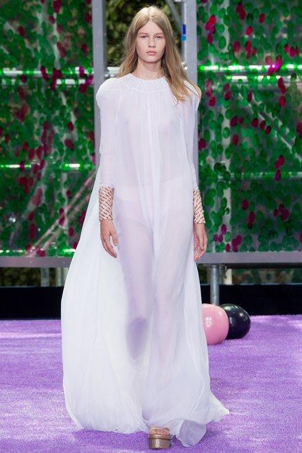 Christian Dior 2015秋冬巴黎高定