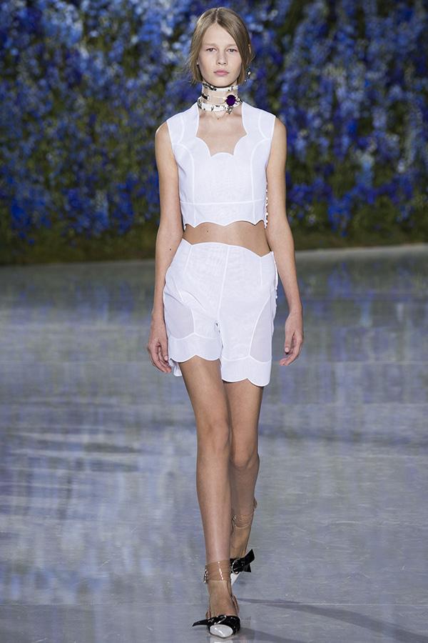 Christian Dior 2016春夏系列巴黎时装周
