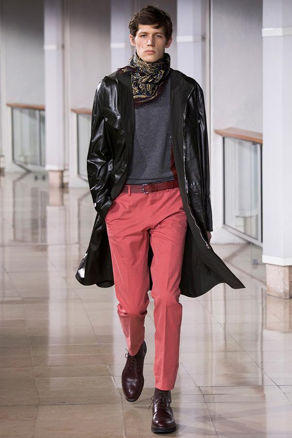 Hermès 2016秋冬男装系列巴黎男装周