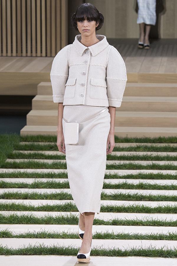 Chanel 2016春夏高级定制系列秀场