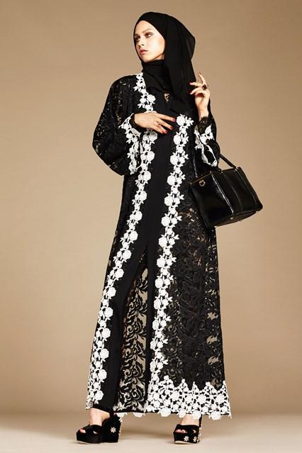 Dolce & Gabbana Abaya 2016早秋LOOKBOOK