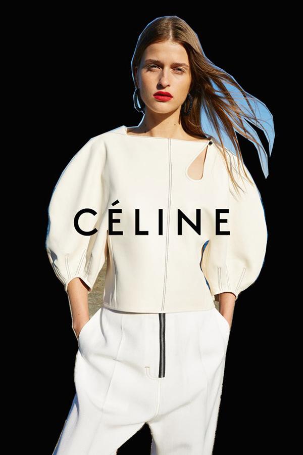 Celine 2016春夏系列广告大片