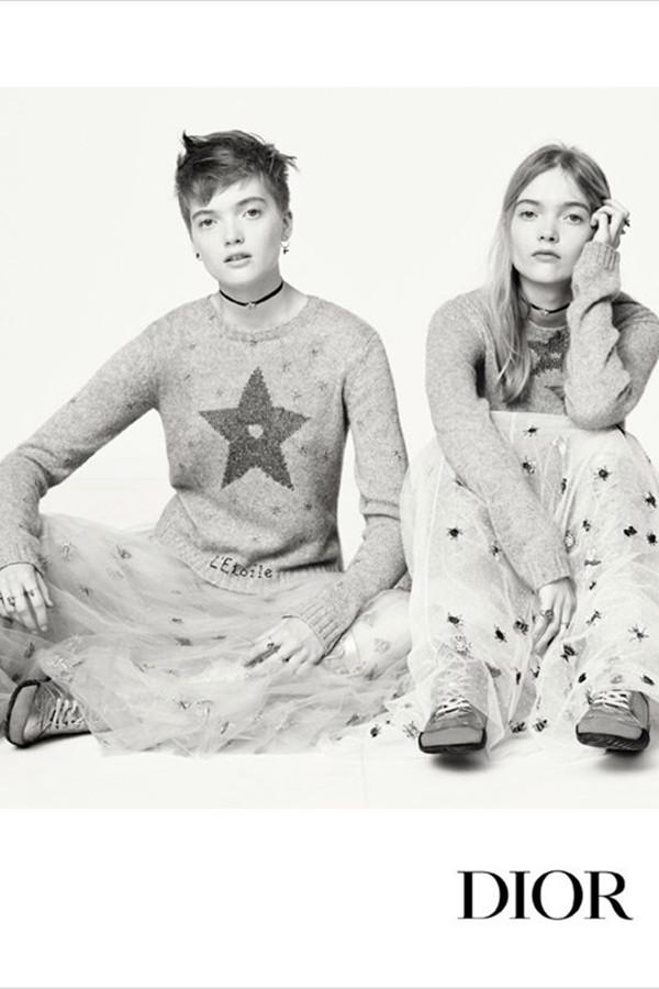 Dior 2017春夏系列广告大片
