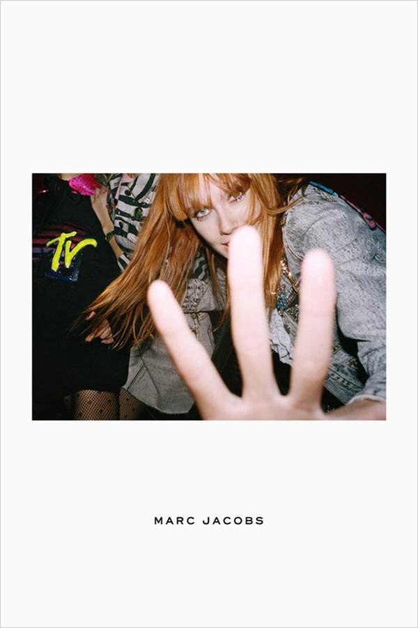 Marc Jacobs 2017年最新广告大片