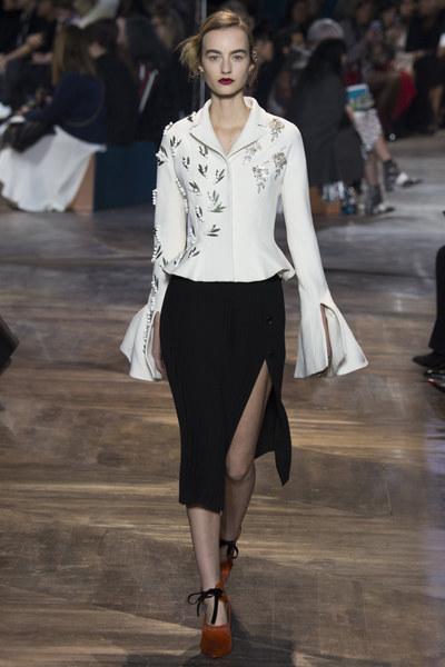 Christian Dior 2016春夏巴黎高定时装周