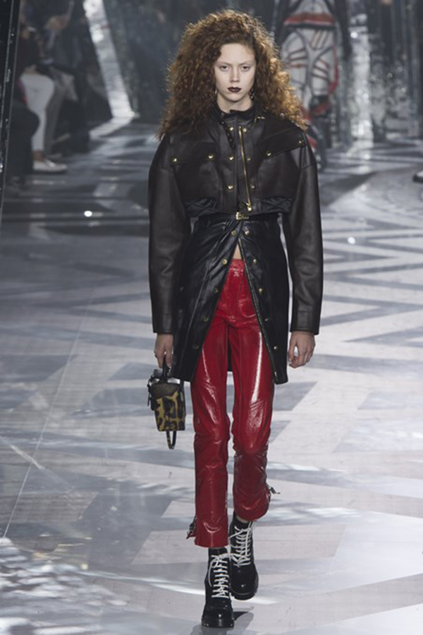 Louis Vuitton 2016秋冬系列巴黎时装周