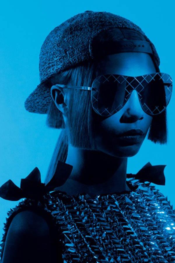 Chanel Eyewear 2016春夏系列广告大片