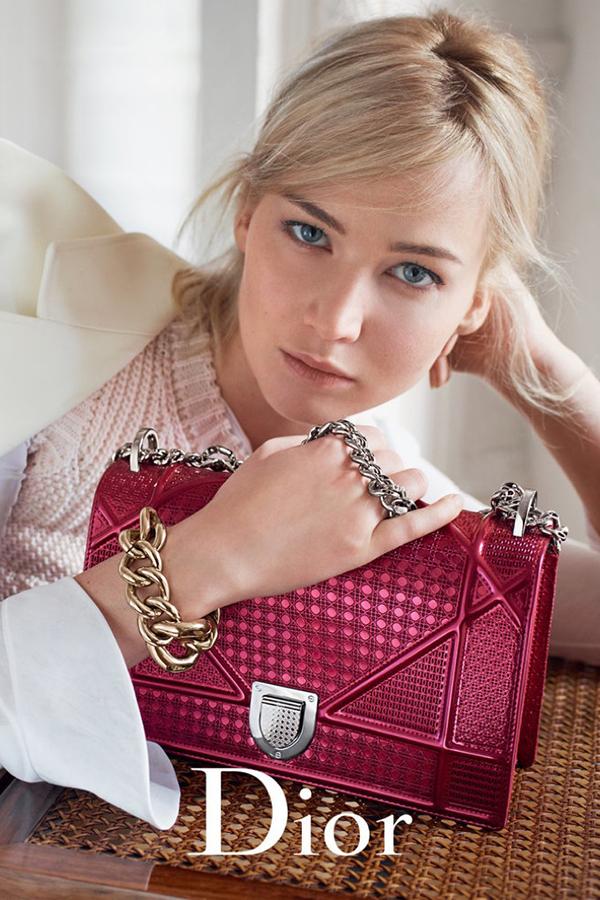 Dior 2016春夏包袋系列广告大片
