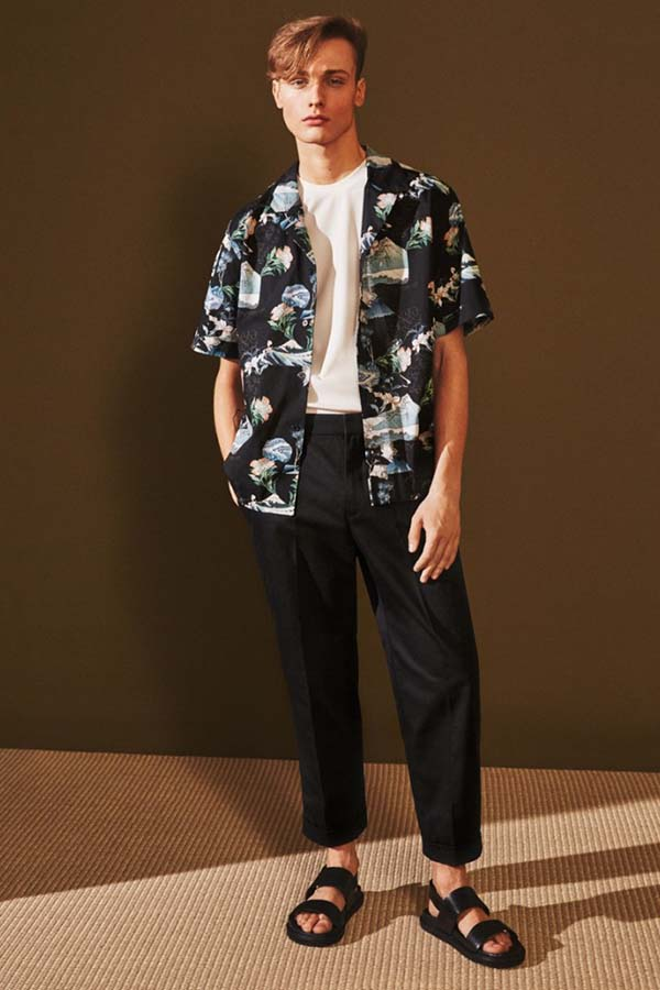 H&M 2016夏季最新男装系列LOOKBOOK