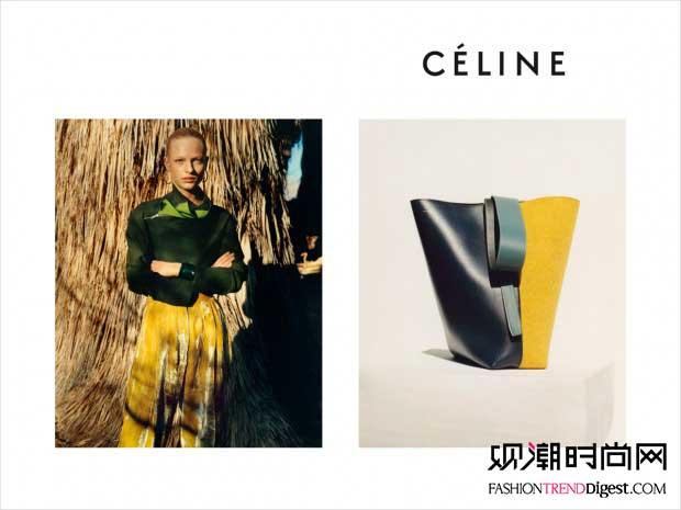 Celine 2016秋季系列广告大片高清图片