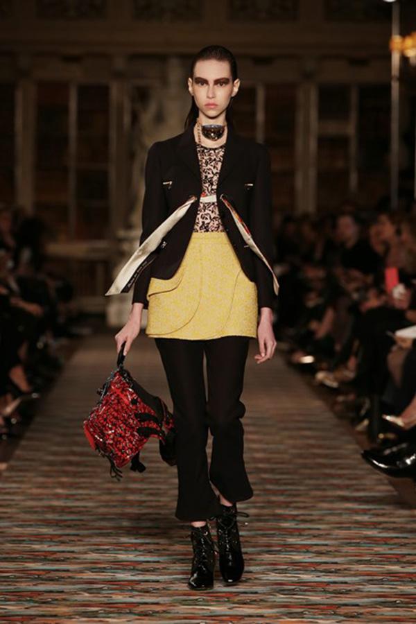 Christian Dior 2017早春系列秀场