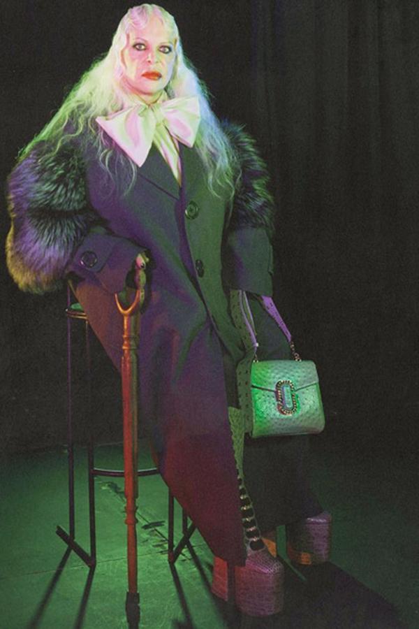 Marc Jacobs 2016秋冬系列广告大片