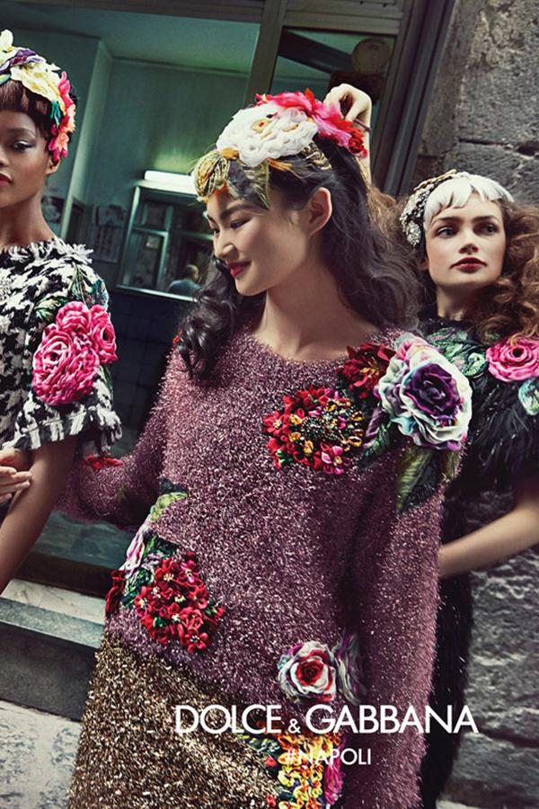 Dolce & Gabbana 2016秋冬系列广告大片
